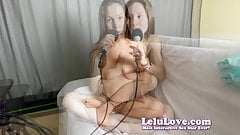 Lelu Love- PODCAST: Ep 190 Late Period But Pretty Sure I Fin