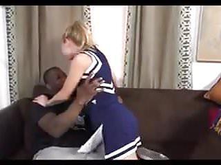 Blond girl fucked Black guy fucks cute blond girl