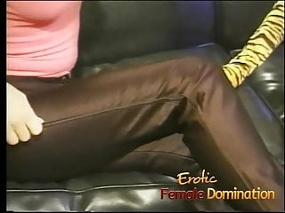 Shooting pains in the breast Crossdresser enjoys a very painful flogging session in the d