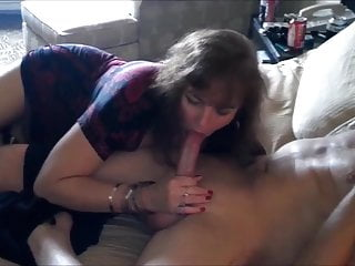 Mature suck young - Milf suck young dick and drink cum