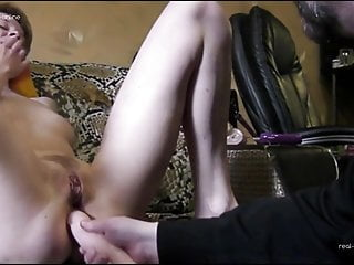 Male first masturbation experience The game with his wife. first experience. part 2