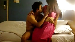Indian newly married wife cheating with neighbour boy
