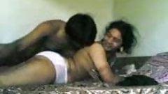 Nice indian couple fuck