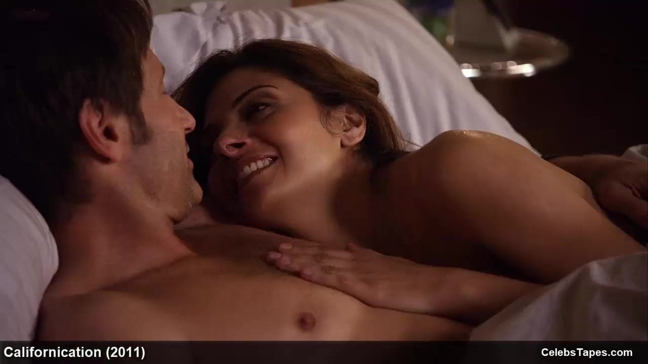 Callie thorne, denis leary nude in rescue me