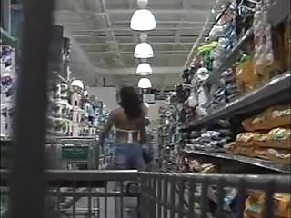 Cotton pickin gay ga - Grocery store pickin up package