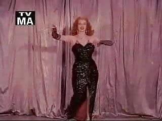 Burlesque lingerie - Tempest storm burlesque