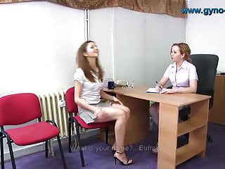Male exams medical fetish Eufrat gyno exam