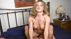 Lovely nipple twist while fucking