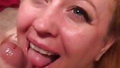 Amateur Facial 13