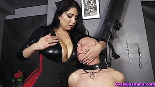 Female Domination and Chastity Tease