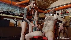 Femdom, New Torture and Abuse