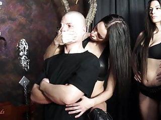 Femdom bondage for sissies - Domination sissy