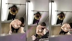 GCFR 16 - ABSOLUTE Compilation - Arabian woman voyeur