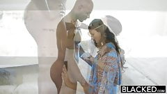 BLACKED – First Interracial For Rich Arab Girl Jade Jantzen