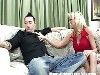 Busty bridgette Flexible busty blonde mature bridgett lee devours cock