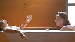 Susie Porter and Kelly McGillis in shower tata tota lesbians