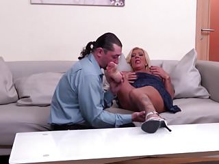 Hairy matures taking big cocks - Hairy gilf takes hard cock like for last time