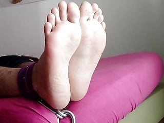 Foot feet torture bdsm Feet whipped on bed, falaka, bastinado, foot torture
