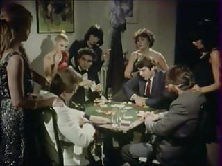 Sexy aerobics show 1980s Scene from poker partouze - poker show 1980 marylin jess