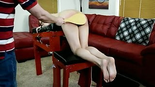 sexy girl punished