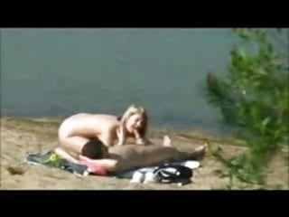 Amateur hidden outdoor sex Hidden cam outdoor sex on the beach