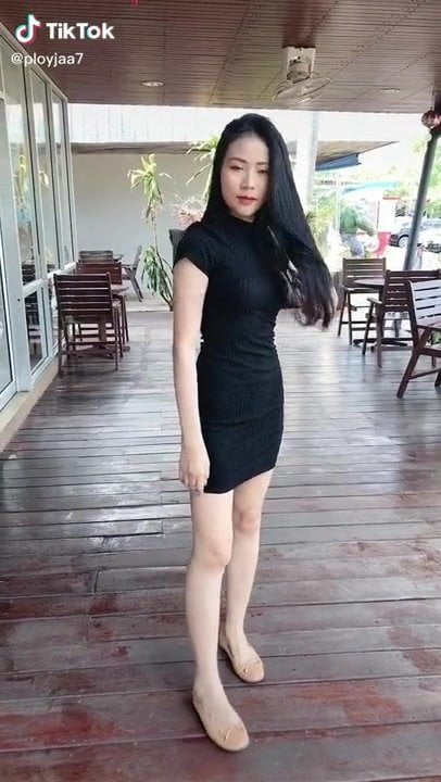 Thai sexy legs Bangkok shoes 05