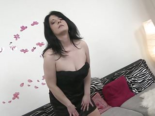 Mom young son fuck video Young son fucks and cums on mature mom