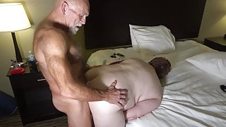 Anal with The Old Bull