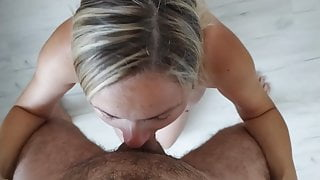 He fucks me in the mouth