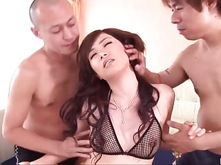 Mans large penis Keito miyazawa gets man with large dick to fuck her hard