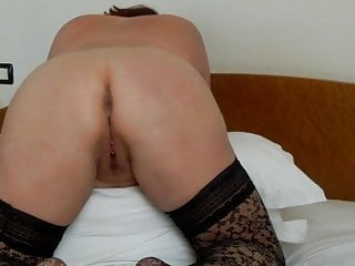 How toget fucked up the ass - Moaning mature whore gets fucked up the ass