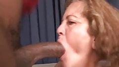 Madura latina bbw ama follada por el coño