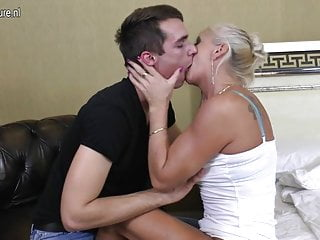 Real granny fuck video Real mature mom fucked by her toy boy
