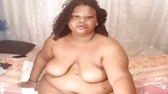 Colombian BBW model ExoticBigMandy webcam show