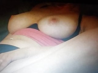 My wifes big tit pic My wifes big natural d cups