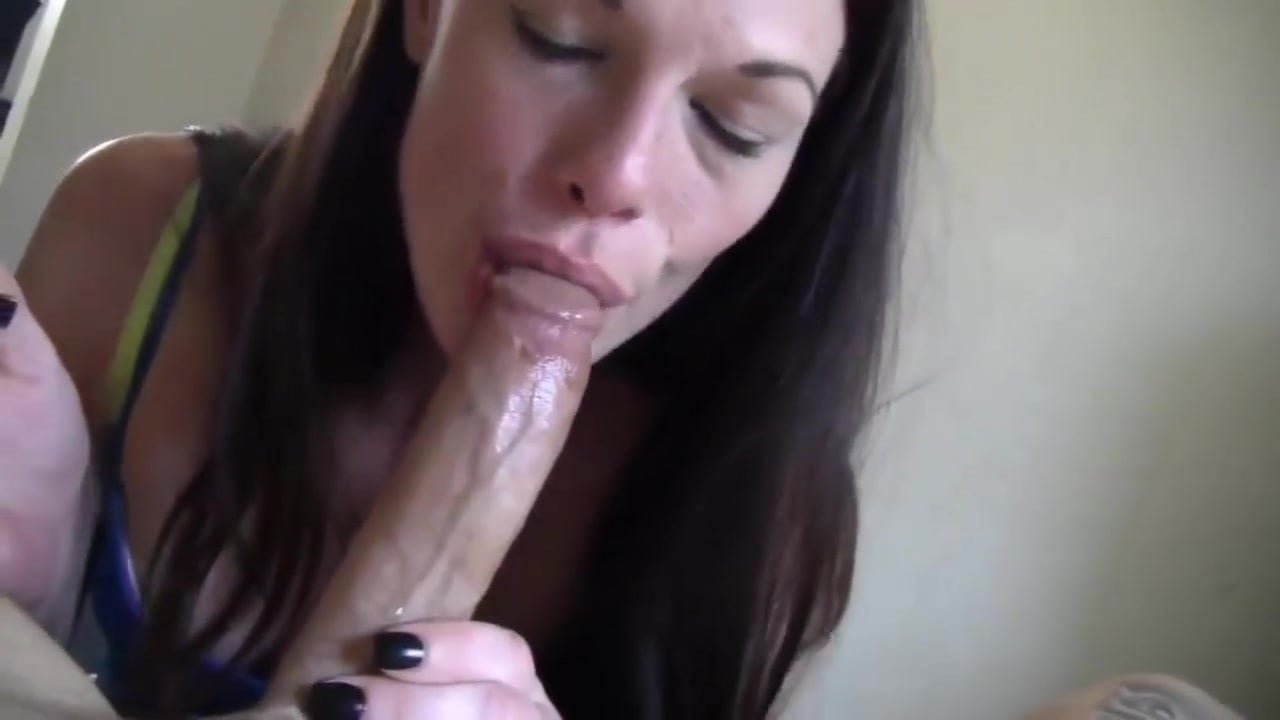 Amateur Mom Swallows Son