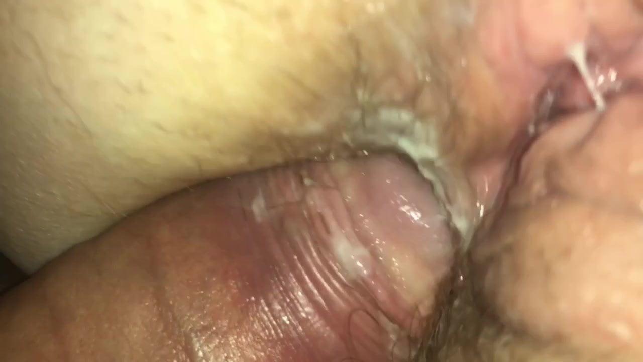 Ebony Amateur Sloppy Throat
