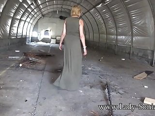 Building mall strip - Lady sonia strips in abandoned buildings
