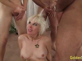 Slut for older man - Goldenslut - generous cumshots for older sluts compilation 1