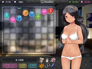 Sim bedroom japenese girl fuck game Game - huniepop beli bedroom stage