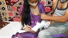 18 yr Indian teen school girl Very hard Fucking desi hindi H