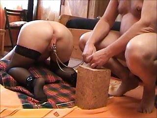 Bondage boob movies - Pussy bondage - the movie