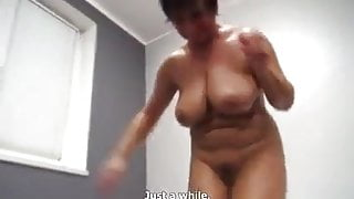 Chubby mature casting