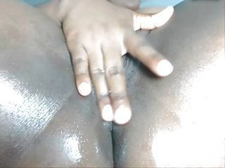 Fat black pussies Fat black colombian milf is rubbing her meaty moist cunt
