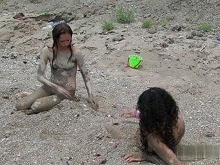 German nudist teens Nudist teens bodypaint full vid 5