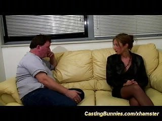 First sex audition japan - Her first anal casting video