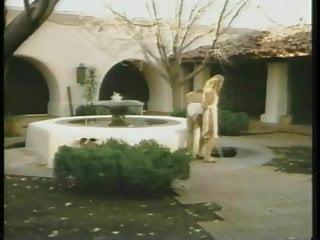 Vintage soft toy Soft warm rain 1987 scene 2. sheri st. clair, randy west