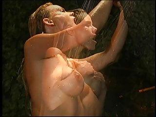 Teen girls getting plowed Trashy ho getting plowed in the hot tub