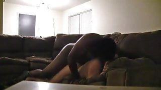 Hit It On The Couch
