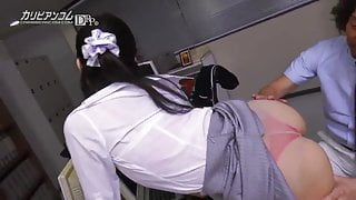 Miyuki Ojima :: Sanking In Her Ass 1 - CARIBBEANCOM